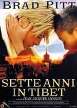 Trailer Sette anni in Tibet
