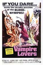 Poster Vampiri amanti  n. 1