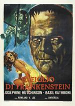 Locandina Il figlio di Frankenstein
