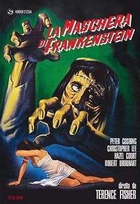 Locandina La maschera di Frankenstein
