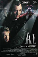 Poster A.I. Intelligenza artificiale  n. 1