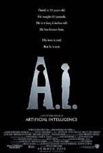 Poster A.I. Intelligenza artificiale  n. 2