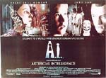 Poster A.I. Intelligenza artificiale  n. 3