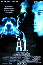 Poster A.I. Intelligenza artificiale  n. 4