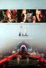 Poster A.I. Intelligenza artificiale  n. 5