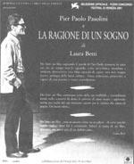 Locandina Pier Paolo Pasolini e la ragione di un sogno