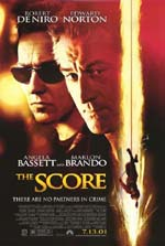Poster The Score  n. 1