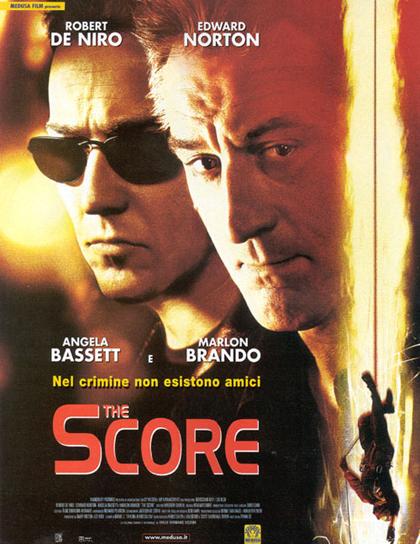 Trailer The Score