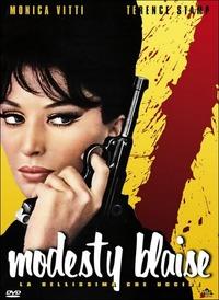 Trailer Modesty Blaise, la bellissima che uccide