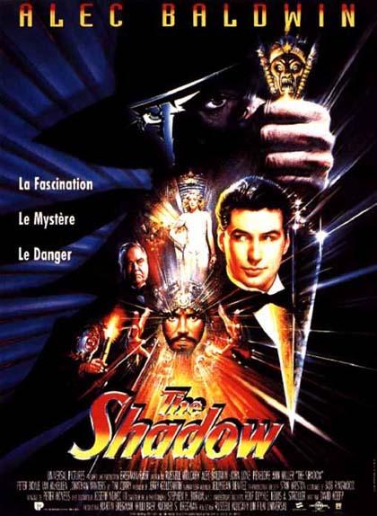 Poster L'uomo ombra
