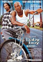 Locandina Baby Boy - Una vita violenta
