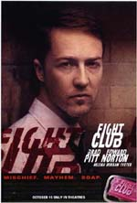 Poster Fight Club  n. 2