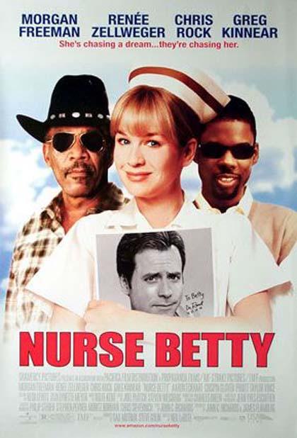 Poster Betty Love