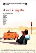 Locandina Il voto è segreto