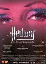 Locandina Hedwig - La diva con qualcosa in più