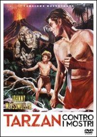 Locandina Tarzan contro i mostri