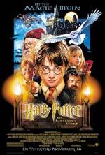 Poster Harry Potter e la pietra filosofale  n. 1