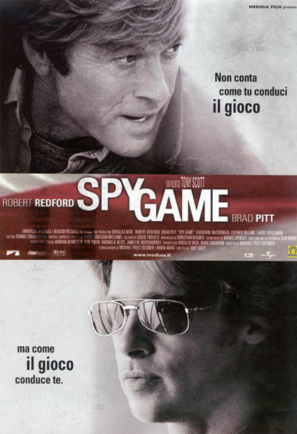 Trailer Spy Game