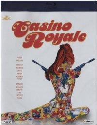 Locandina James Bond 007 - Casino Royale