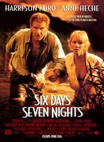 Locandina Sei giorni sette notti