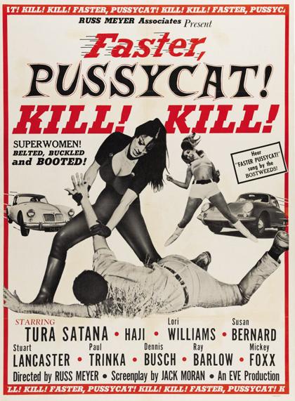 Trailer Faster, Pussycat! Kill! Kill!