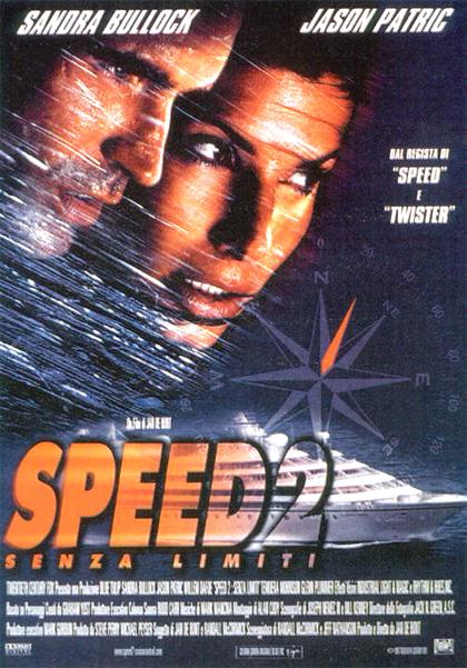 Risultato immagini per speed 2 - Senza limiti trailer italiano