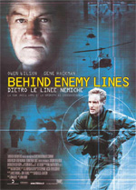 Locandina Behind Enemy Lines - Dietro le linee nemiche