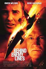 Poster Behind Enemy Lines - Dietro le linee nemiche  n. 3