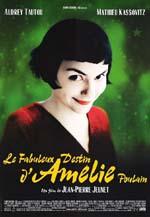 Poster Il favoloso mondo di Amelie  n. 2