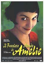 Poster Il favoloso mondo di Amelie  n. 3