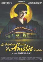 Poster Il favoloso mondo di Amelie  n. 4