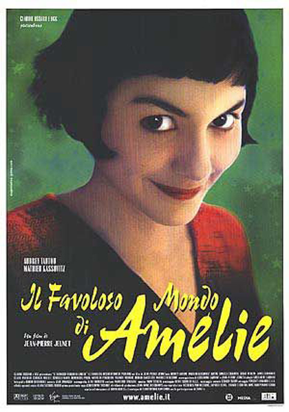 Poster Il favoloso mondo di Amelie