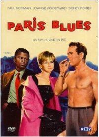 Locandina Paris Blues
