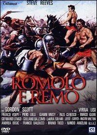 Locandina Romolo e Remo