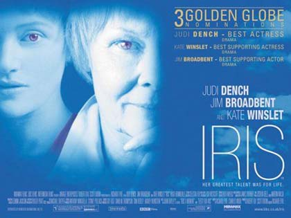 Poster Iris - Un amore vero