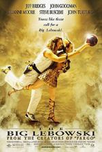 Poster Il grande Lebowski  n. 3