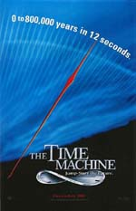 Poster The Time Machine  n. 2