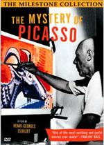 Locandina Il mistero Picasso