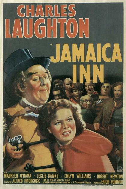 Poster La taverna della Giamaica