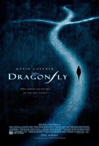 Poster Dragonfly - il segno della libellula