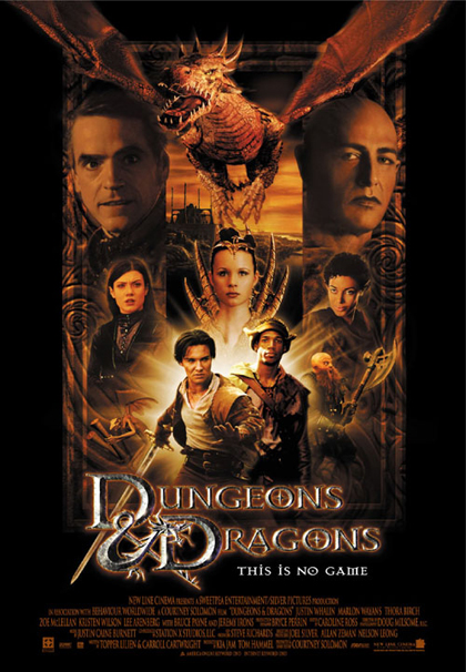 Trailer Dungeons & Dragons - Che il gioco abbia inizio
