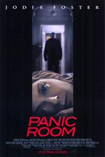 Locandina Panic Room