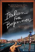 Locandina Italiano per principianti
