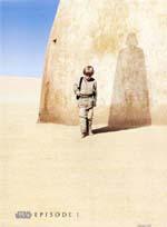 Poster Star Wars: Episodio I - La minaccia fantasma  n. 1