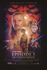 Poster Star Wars: Episodio I - La minaccia fantasma  n. 2