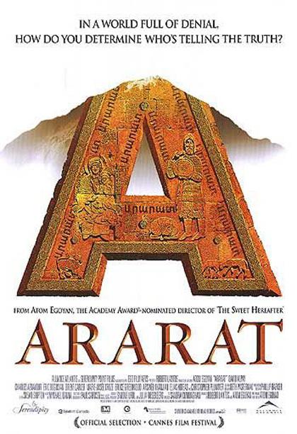 Poster Ararat - Il monte dell'arca
