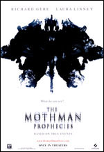 Poster The Mothman Prophecies - Voci dall'ombra  n. 0