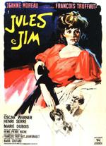 Poster Jules e Jim  n. 1