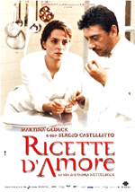 Poster Ricette d'amore  n. 0