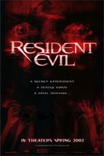 Locandina Resident Evil
